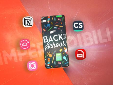 Top app back to school