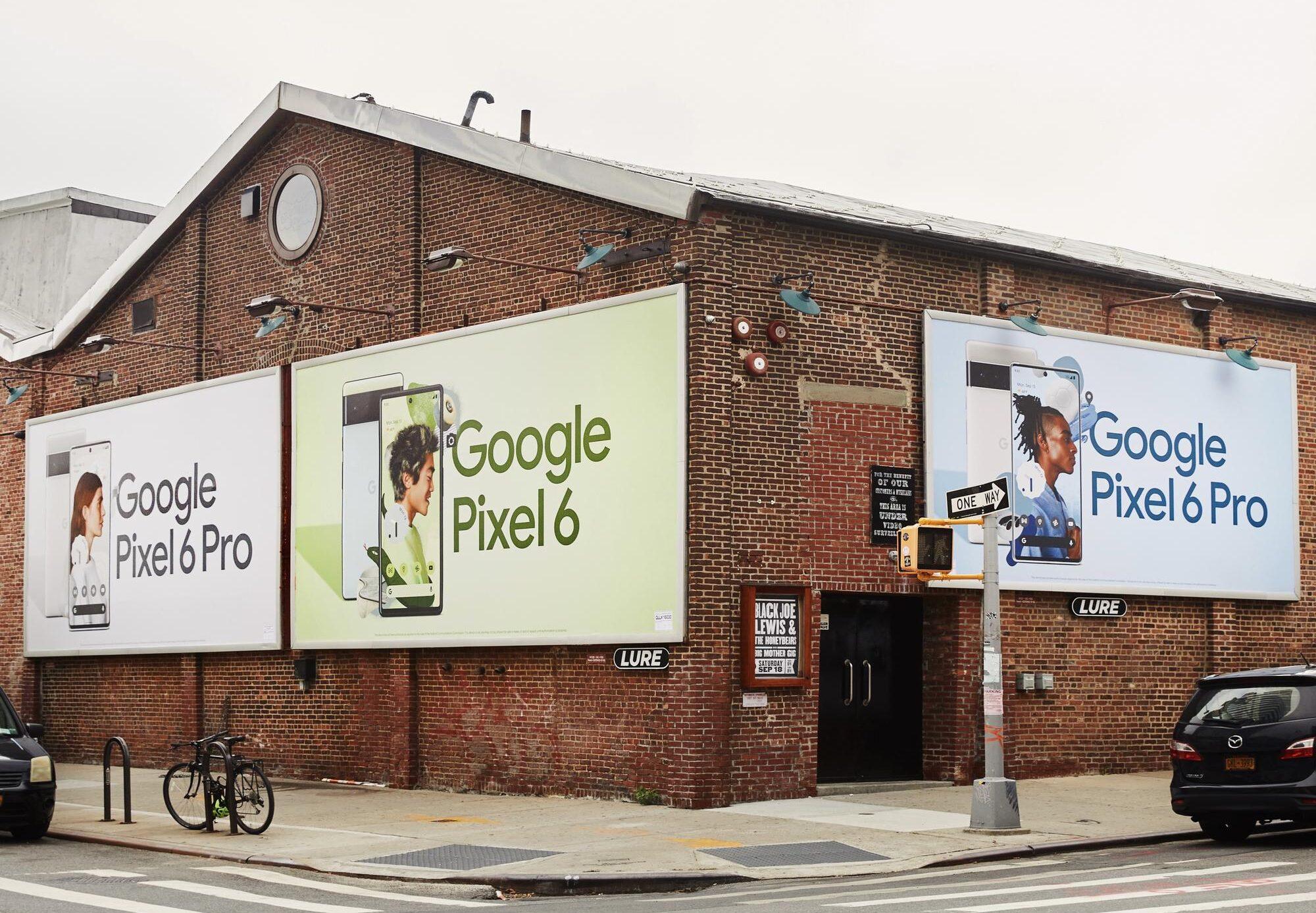 Ecco le immagini più belle di Google Pixel 6 e Google Pixel 6