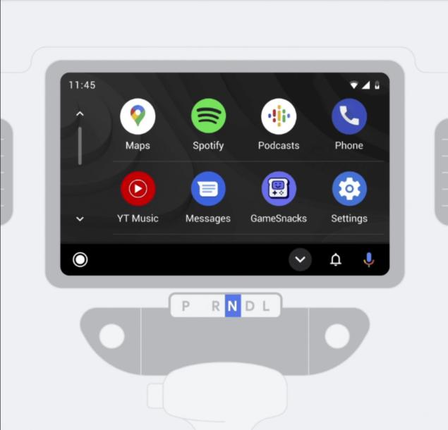 Android Auto giochi