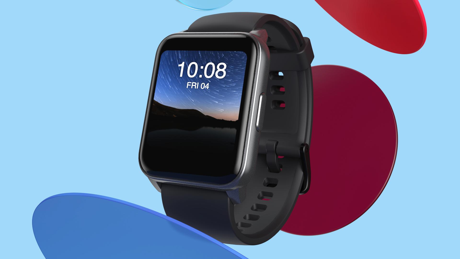 DIZO Watch è lo smartwatch per gli amanti dello sport 1