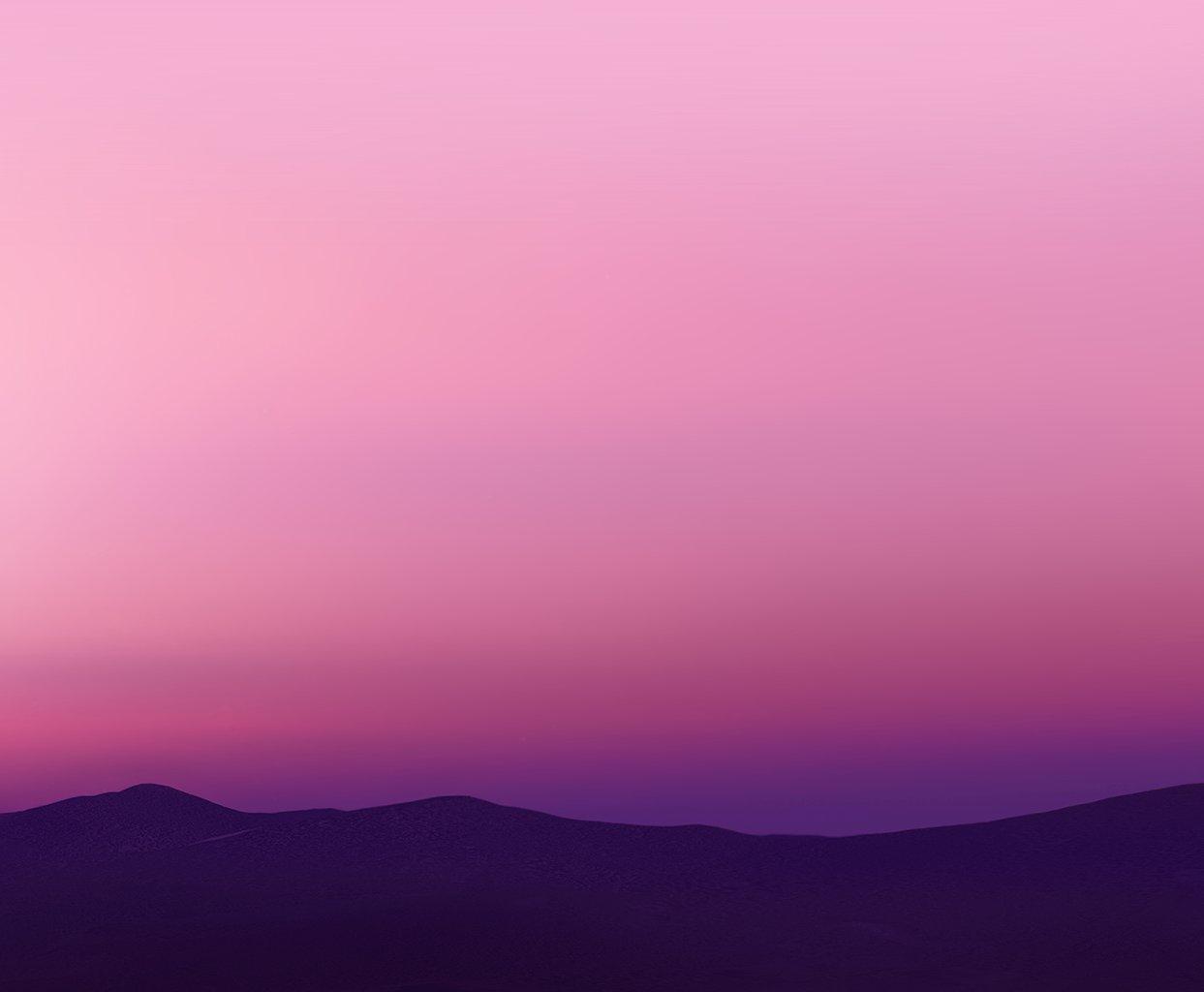 android sfondo pink sky
