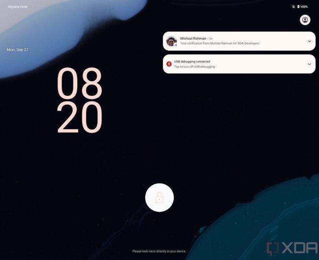 android 12.1 novità