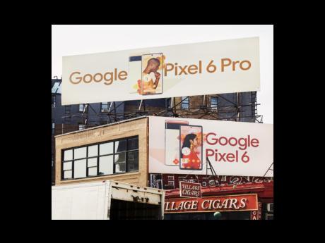 google pixel 6 pubblicità