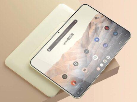 Google pixel tablet brevetto copertina