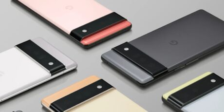 Pixel 6 and 6 pro all colors