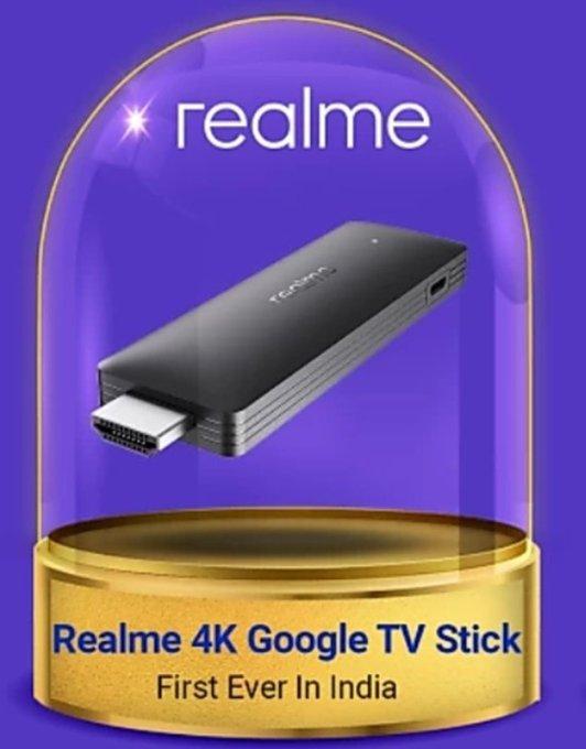 Realme 4K Google TV