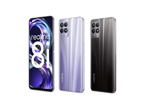 realme 8i 8s 5g pad ufficiale specifiche prezzo