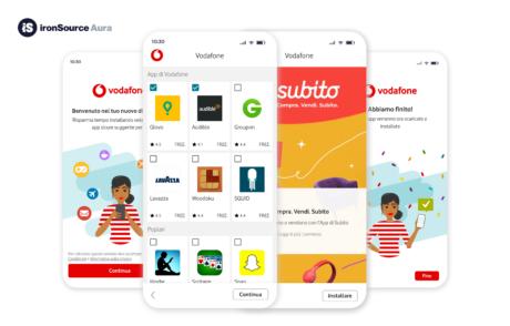 Vodafone Aura