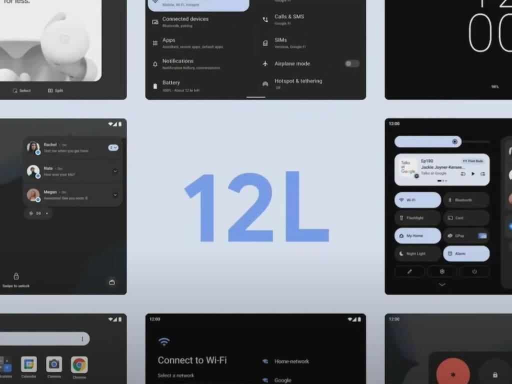 Ecco altre novità di Android 12L, disponibile anche per i Google Pixel
