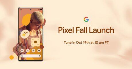 Lancio Pixel 6