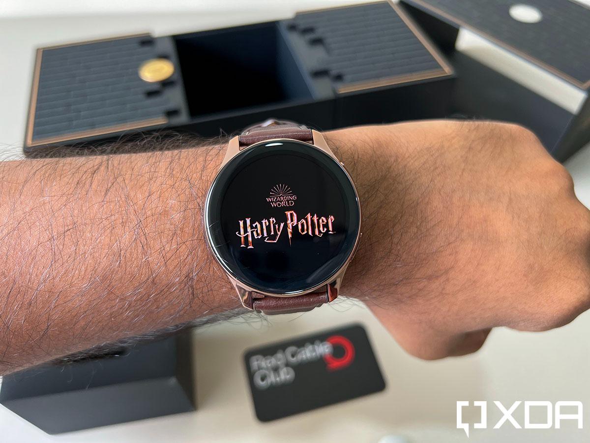 OnePlus Watch Harry Potter Limited Edition è lo smartwatch per i fan di Harry Potter