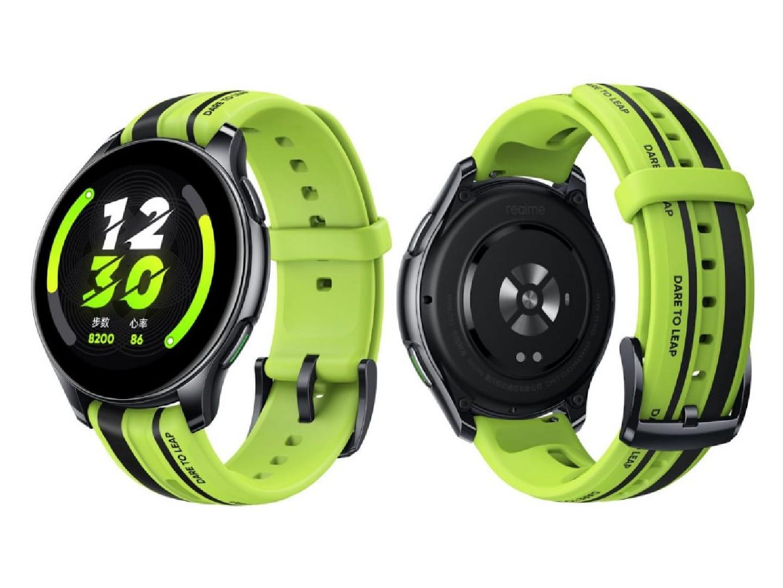 Realme Watch T1 è ufficiale con display AMOLED, chiamate Bluetooth e GPS