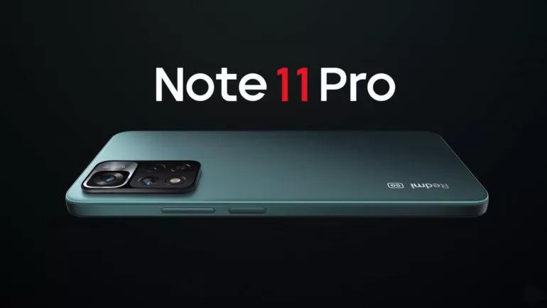 La serie Redmi Note 11 è ufficiale, con ricarica fino a 120 watt e schermi OLED a 120 Hz