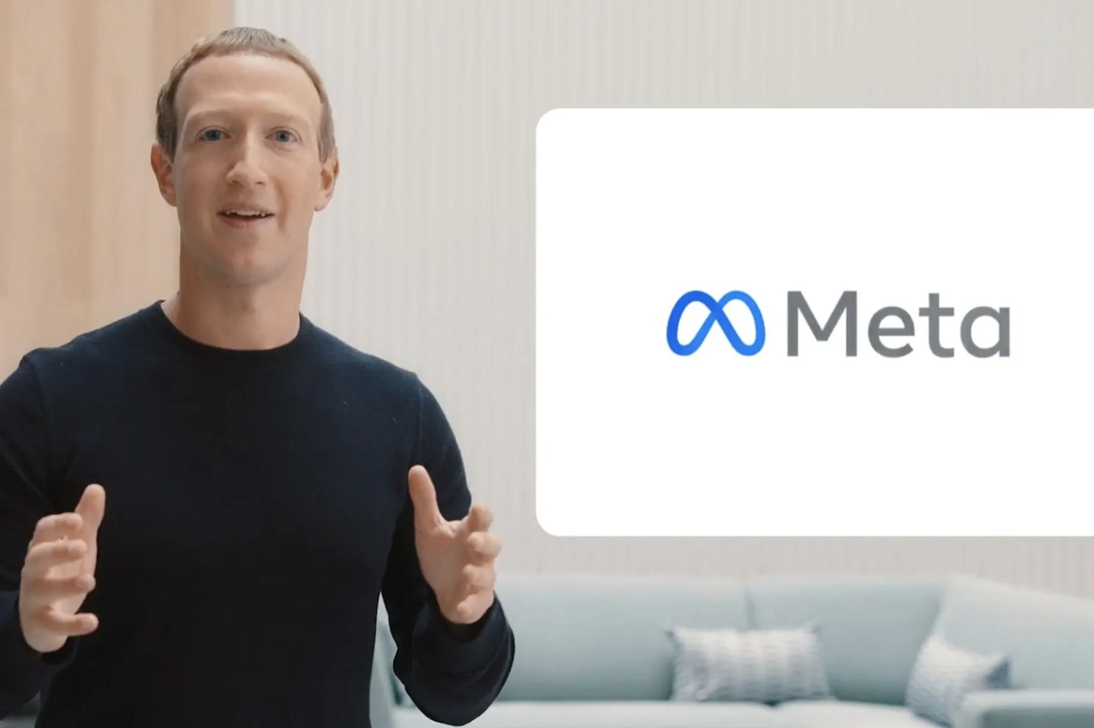 Facebook cambia nome in Meta: cosa succede e perché riguarda tutti