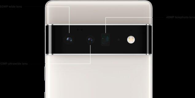 google pixel 6 pro leak novità