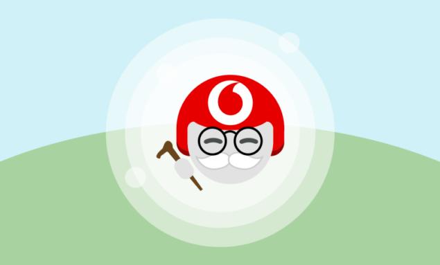 Vodafone TOBi festa dei nonni
