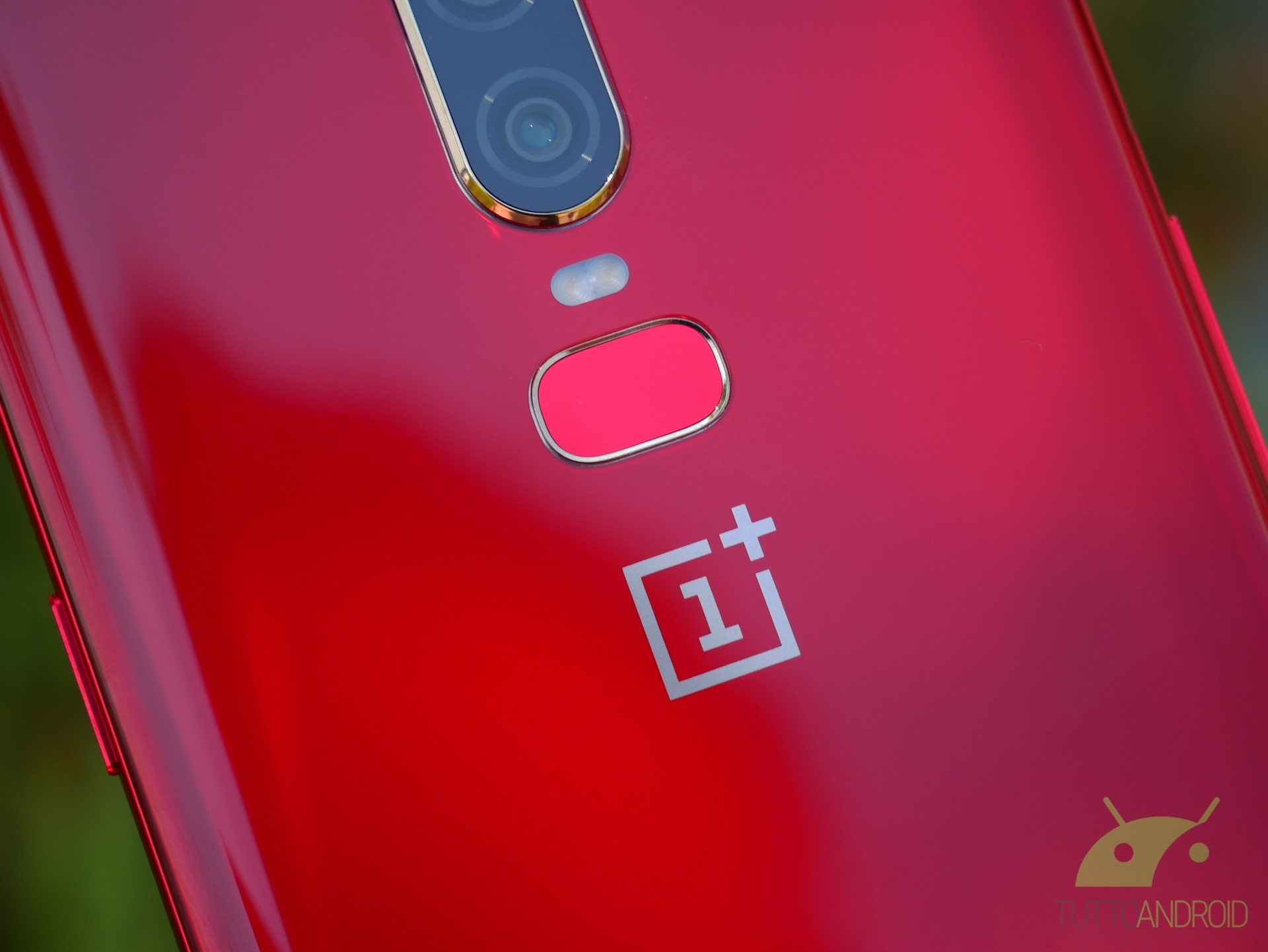 OnePlus 6T, the landing in the United States aboard T-Mobile