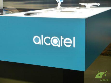Alcatel logo ifa18