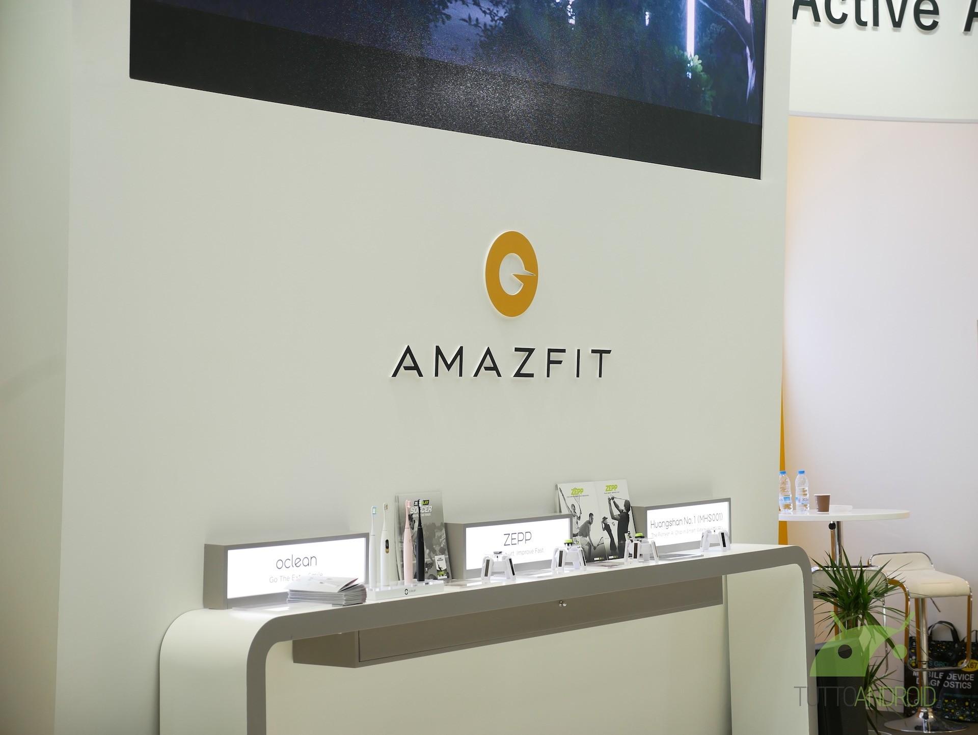 L'app Amazfit si aggiorna alla versione 4.7.0 con nuove otti