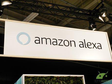 Amazon Alexa e gli altoparlanti Echo arrivano ufficialmente