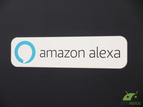 Amazon alexa logo ifa18