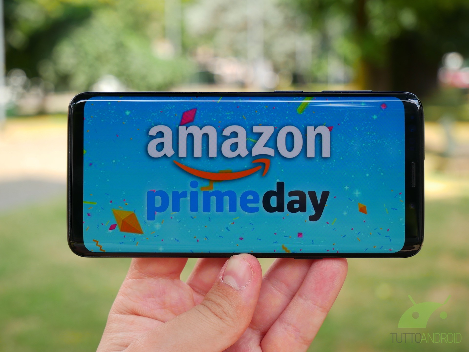 Tanti smartphone e tablet Android in offerta per l'Amazon Prime Day di oggi, 13 ottobre