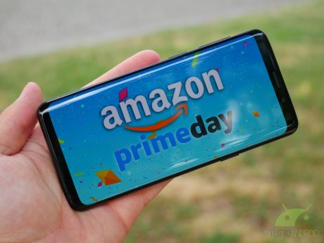 Le migliori offerte sugli Smartphone dell'Amazon Prime Day d