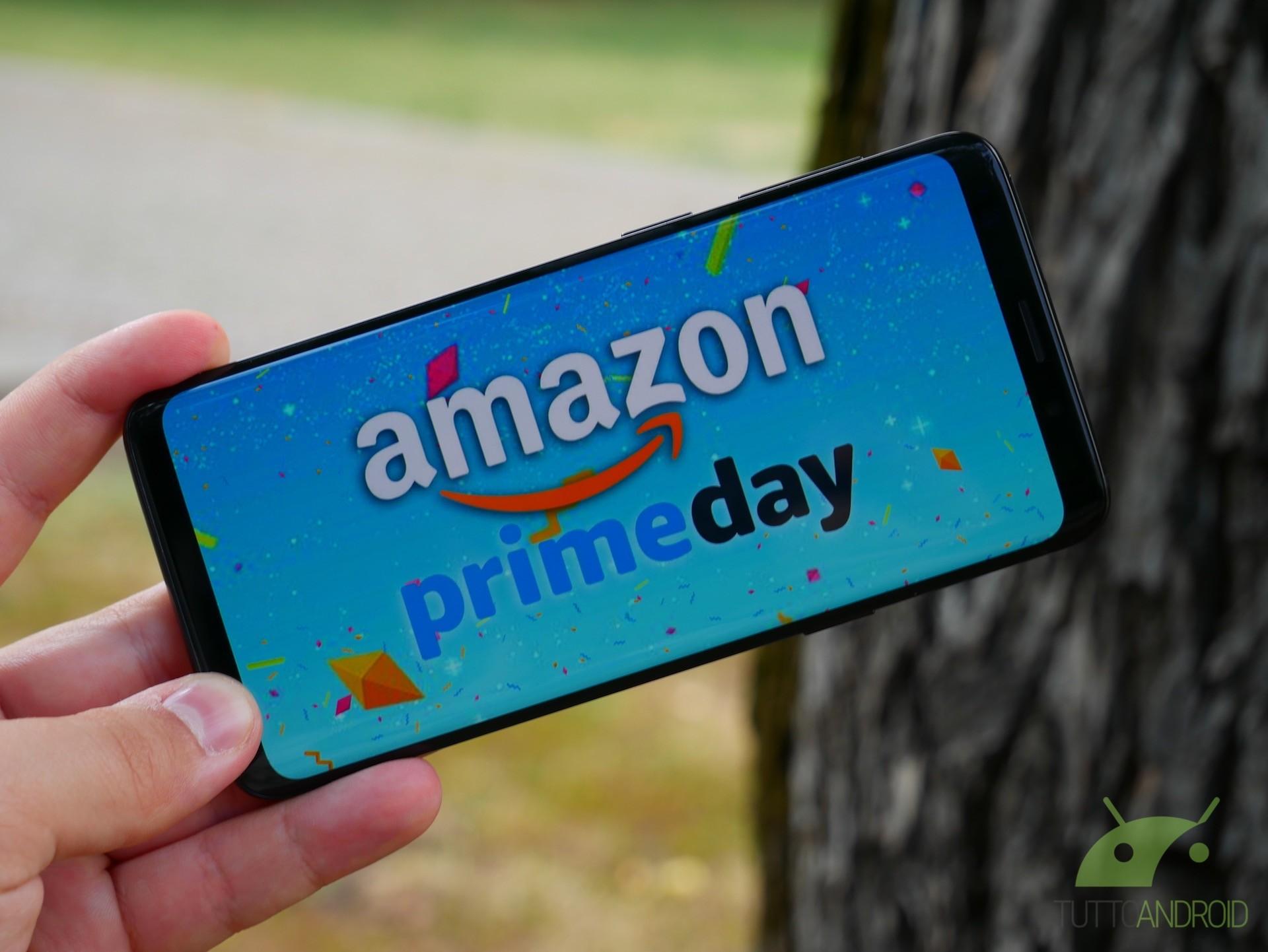 Parte l'Amazon Prime Day: ma alcuni non riescono ad accedere