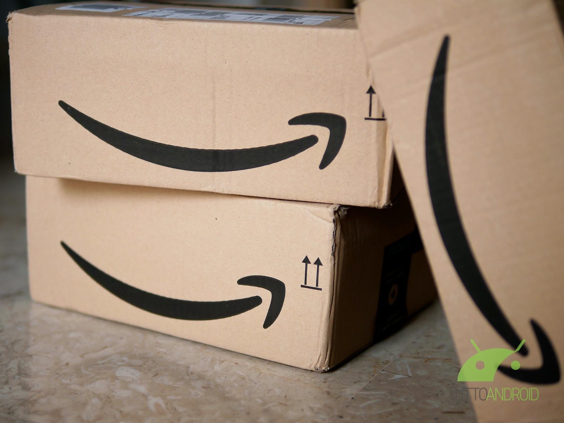Parte il Black Friday Amazon, con offerte Android per tutte le tasche