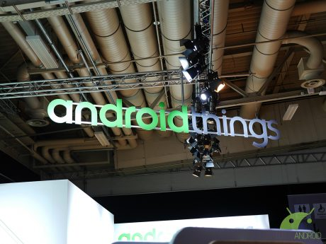 Android things logo ifa18