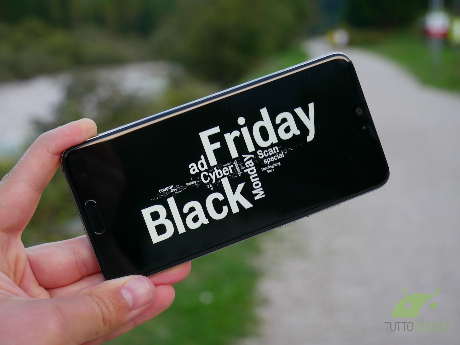 Ecco un'anteprima del più grande Black Friday di sempre di A