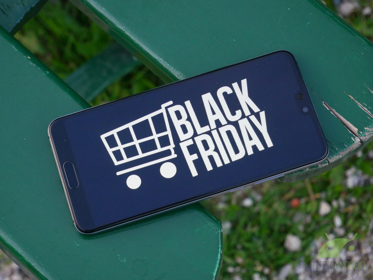 Amazon: Black Friday e store temporaneo a Milano