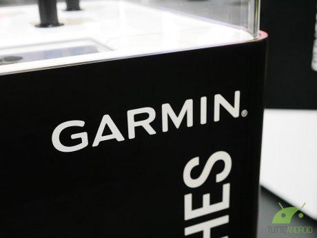 Garmin logo ifa18