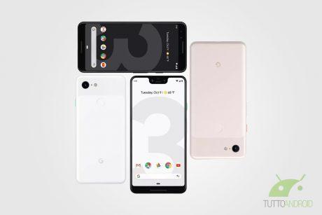 Google Pixel 3 nasconde ancora delle sorprese: riproduzione video a 1440p 60 fps HDR, tema scuro automatico e ...