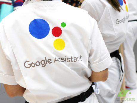 Google assistant logo ifa18