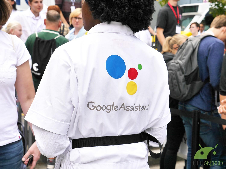 Google Assistant verso una migliore gestione delle news audi