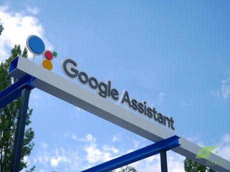 Google Assistant può ora controllare lo smartphone con Famil