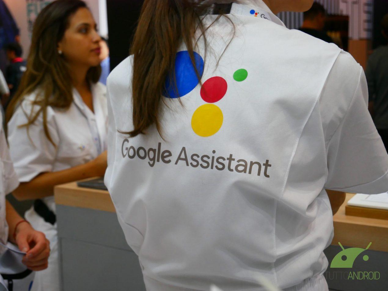 Google assistant permette di aggiungere metodi di pagamento in italia tuttoandroid for Google assistant italia
