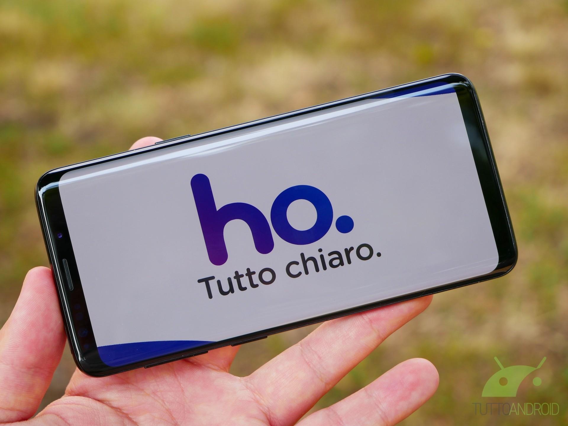 """""""ho. (Mobile) Una nuova SIM"""" è la nuova promozione per gli ex clienti"""
