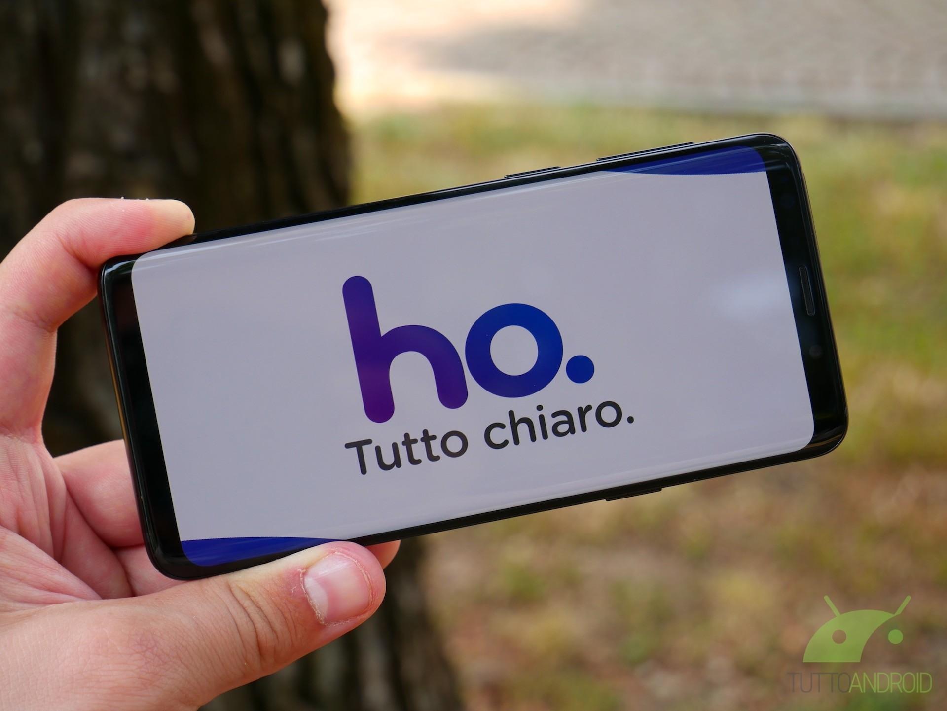 ho. Mobile conferma il VoLTE per i suoi clienti e ne espande