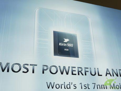 Huawei kirin 980 ifa18