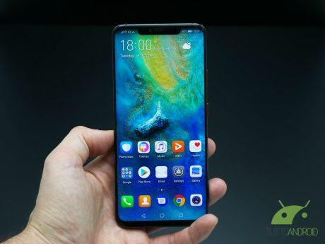 Huawei Mate 20 Pro e P20 Pro ricevono il supporto a Widevine