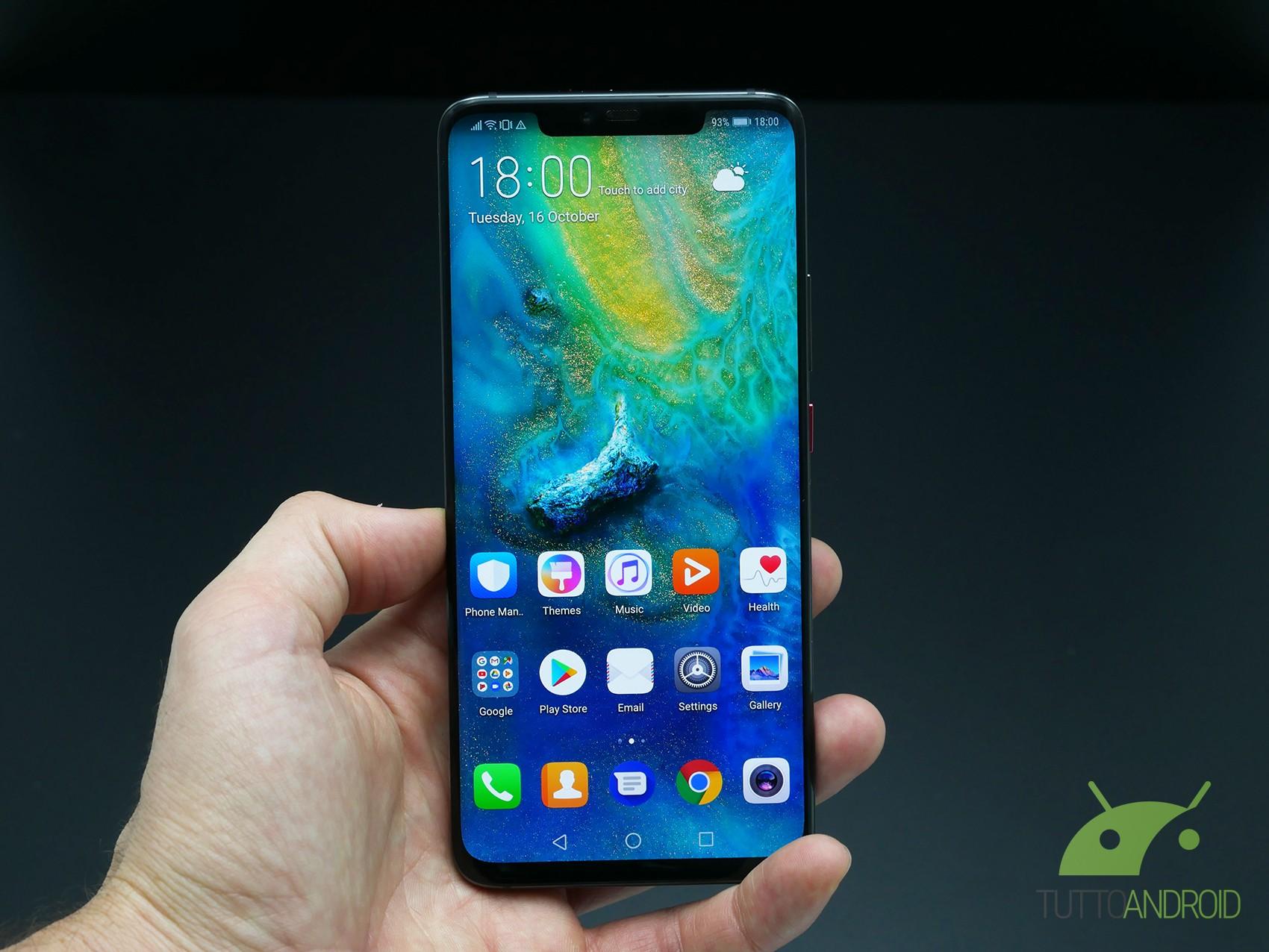 Ci sono nuovi aggiornamenti software per tutti questi smartphone Huawei