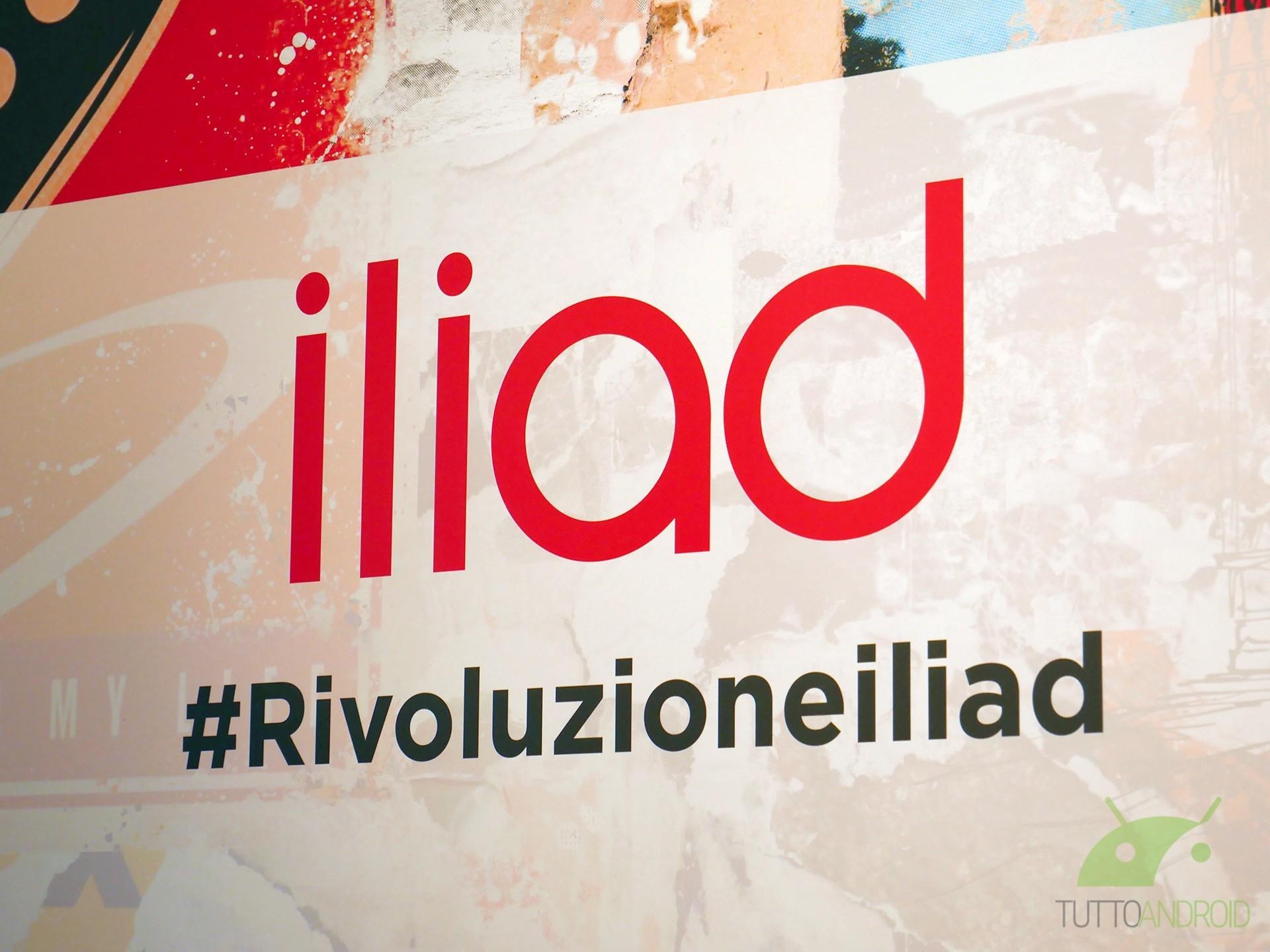 Arriva Iliad Flash 100 5G: 100 GB in 5G  …