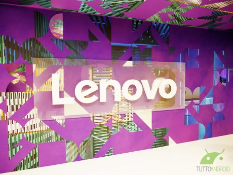 Lenovo e LG Display al lavoro su un tablet con schermo piegh