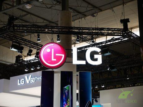 LG logo MWC 2019