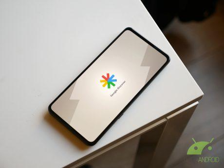 Logo google discover 2019