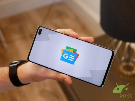 Logo google notizie news 2019