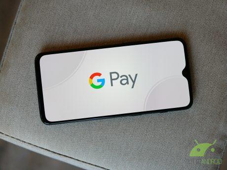Logo google pay 2019