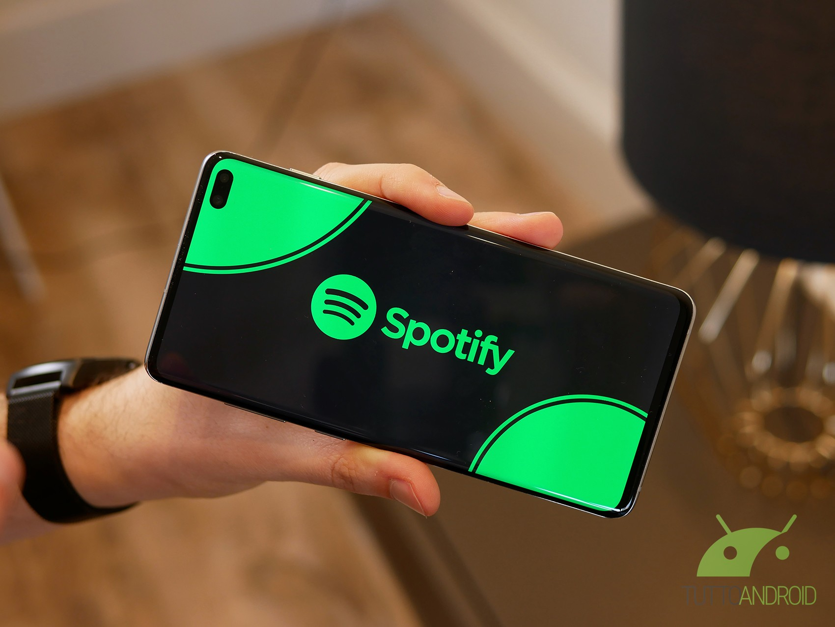 Spotify Free compatibile con gli speaker di Sonos e Bose; Al